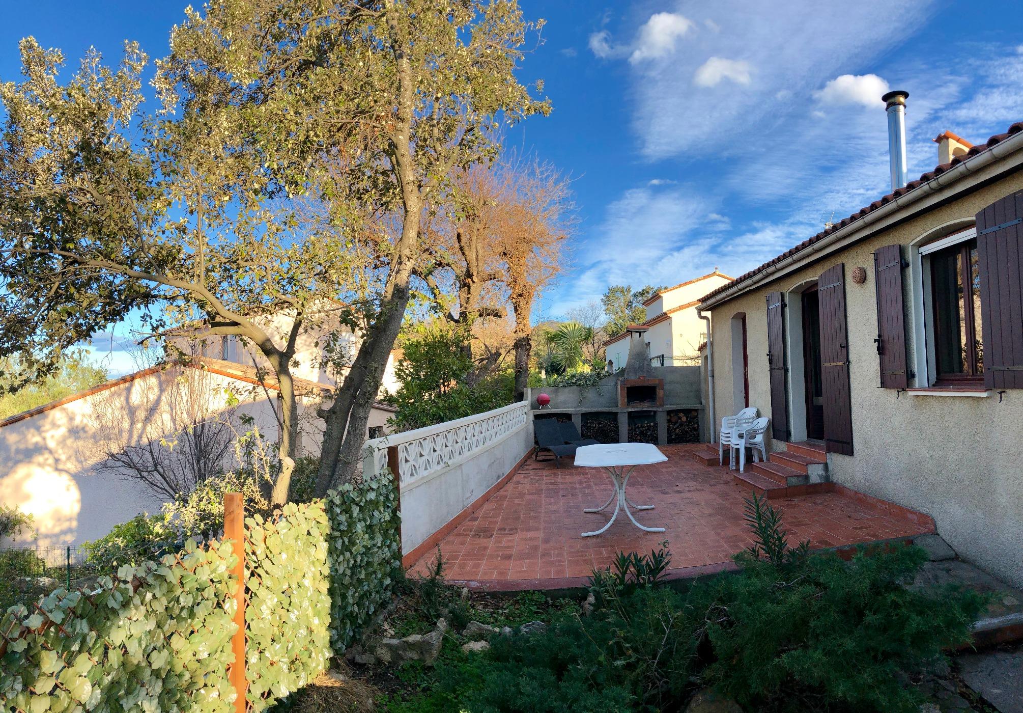Vente Villa De Plain Pied Avec Garage Vue Sur Les Alb 200 Res